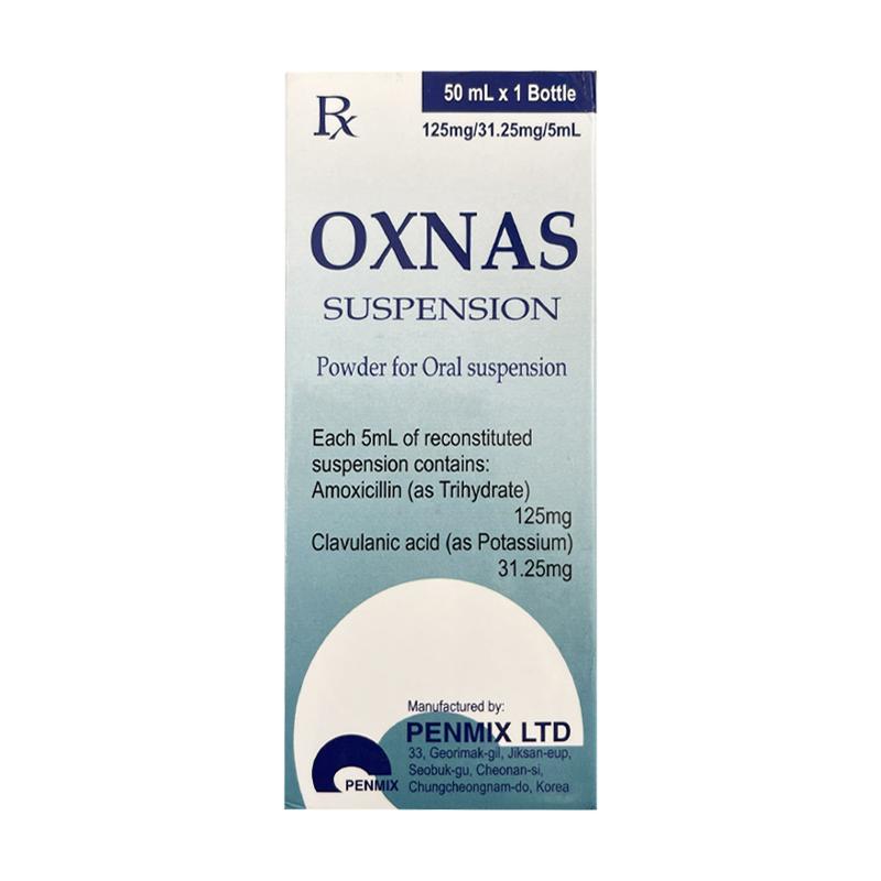 Oxnas Suspension