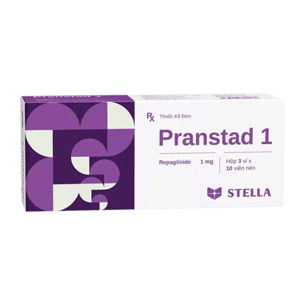 Pranstad 1 Stella Hộp 30 Viên - Thuốc Tiểu Đường