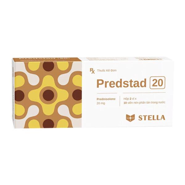 Predstad 20 Hộp 20 Viên - Thuốc Điều Trị Dị Ứng