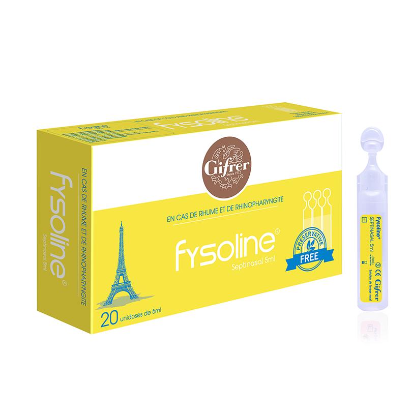fysoline 20 ống