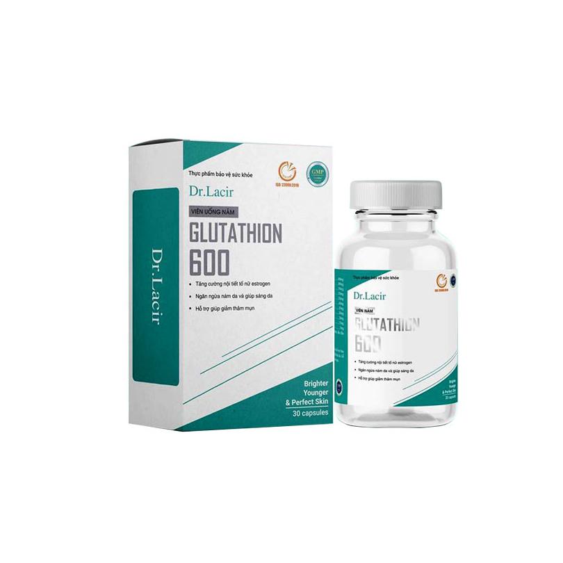 glutathione 600