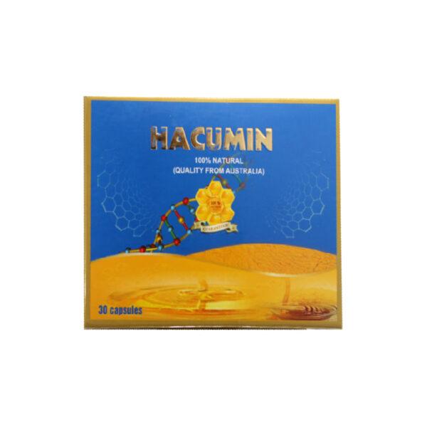 Hacumin - Hộp 30 Viên - Loại Bỏ Các Gốc Tự Do