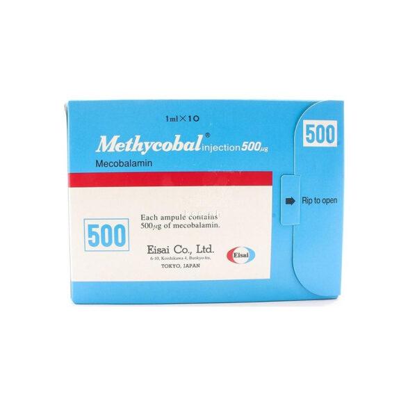 Thuốc Methycobal - Hộp 10 Ống - Trị Thần Kinh Ngoại Biên