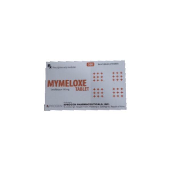 Thuốc Mymeloxe 500mg - Hộp 30 Viên - Điều Trị Nhiễm Khuẩn
