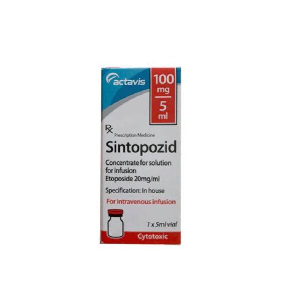 Thuốc Sintopozid - Lọ 5ml - Điều Trị Bệnh Bạch Cầu